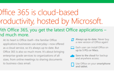 What is Office 365
