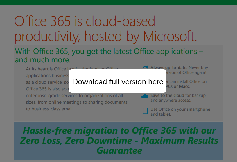 What is Office 365 - ISAAC Intelligence