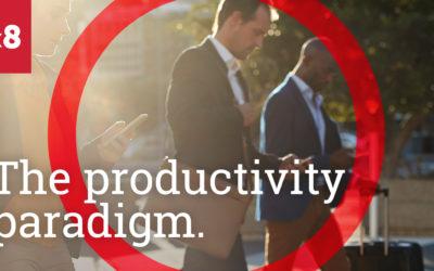 The Productivity Paradigm