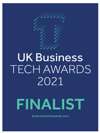 ISAAC again shortlisted for the UK Business Tech Awards 2021